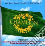 Best Dance Label In The World Vol.1 cd musicale