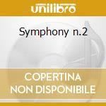 Symphony n.2 cd musicale di Tchaikovsky