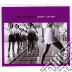 DISCO DISCHARGE - DIGGIN' DEEPER          cd musicale di ARTISTI VARI