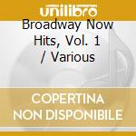 Various Artists - Broadway Now Hits, Vol. 1 cd musicale