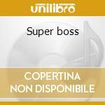 Super boss cd musicale di U-roy