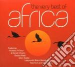Africa - The Very Best Of (2 Cd) cd musicale di ARTISTI VARI