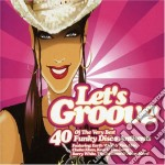 Various - Let'S Groove cd musicale