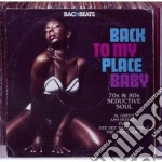 Backbeats - Back To My Place Baby cd musicale di ARTISTI VARI