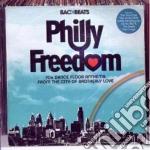 Backbeats - Philly Freedom cd musicale di ARTISTI VARI