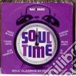 Backbeats - Soultime! cd musicale di ARTISTI VARI