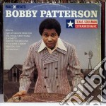 Bobby Patterson - Texas Soulman Extraordinaire cd musicale di Bobby Patterson