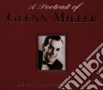 Glenn Miller - Portrait Of Glenn Miller cd musicale di MILLER GLENN