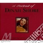 Dinah Shore - A Portrait Of Dinah Shore cd musicale di SHORE DINAH