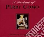 Perry Como - A Portrait Of Perry Como cd musicale di COMO PERRY