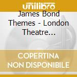 The james bond themes cd musicale di Artisti Vari