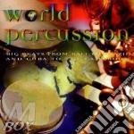 Various - World Percussion cd musicale di Artisti Vari