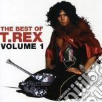 T.rex - The Very Best Of 1 cd musicale di T.REX