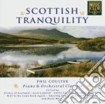 SCOTTISH TRANQUILIY cd musicale di COULTER PHIL