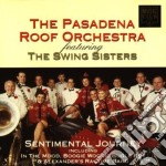 SENTIMENTAL JOURNEY cd musicale di PASADENA ROFF ORCH.