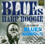 BLUES HARP BOOGIE cd musicale di AA.VV.