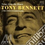 Tony Bennett - Songs From The Heart cd musicale di BENNET TONY
