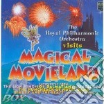 MAGICAL MOVIELAND cd musicale di R.P.O.