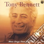 MORE SONGS FROM THE HEART cd musicale di BENNETT TONY