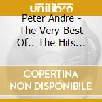 Peter Andre - The Very Best Of Peter Andre cd musicale di ANDRE PETER