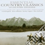 Various - Essential Country Classics cd musicale di AA.VV.