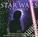STAR WARS TRILOGY - EPISODES IV - VI cd musicale di AA.VV.
