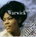 Dionne Warwick - Sings The Bacharachanddavid cd musicale di WARWICK DIONNE
