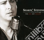 Shakin' Stevens - Chronology   The Epic Hit Singles (2 Cd) cd musicale di SHAKIN' STEVENS