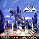 The collection cd musicale di Asia