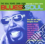 The soul years 4 (1974/1975) cd musicale