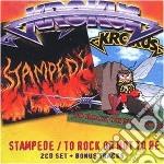 STAMPEDE/TO ROCK OR NOT.. cd musicale di KROKUS