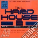 This is� hard house 2 cd musicale di Artisti Vari