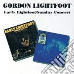 Gordon Lightfoot  - Early Lightfoot cd musicale di GORDON LIGHTFOOT