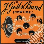 SHOWTIME! cd musicale di THE J.GEILS BAND