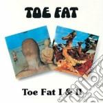 TOE FAT I & II cd musicale di TOE FAT