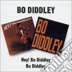 Bo Diddley - Hey! Bo Diddley Bo Diddley cd musicale di BO DIDDLEY
