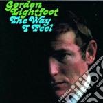 Gordon Lightfoot  - The Way I Feel cd musicale di GORDON LIGHTFOOT