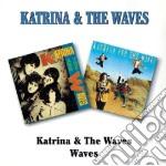Katrina & The Waves - Katrina & The Waves / Waves cd musicale di KATRINA & THE WAVES