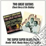 Chuck Berry - Two Great Guitars cd musicale di BERRY CHUCK