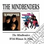 MINBENDERS / WITH WOMAN IN MIND cd musicale di MINDBENDERS