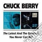 Chuck Berry - The Latest And The Greatest cd musicale di BERRY CHUCK