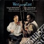 Ravi Shankar & Yehudi Menuhin - West Meets East cd musicale di RAVI SHANKAR & YEHUD