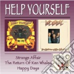 STRANGE AFFAIR-HAPPY DAYS-THE RETURN OF cd musicale di HELP YOURSELF