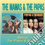 DELIVER/SAME cd musicale di THE MAMAS & THE PAPA