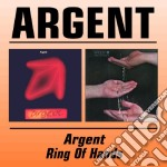 SAME/RING OF HANDS cd musicale di ARGENT