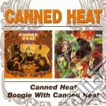 Canned Heat - Canned Heat/boogie With Canned Heat cd musicale di CANNED HEAT