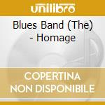 HOMAGE cd musicale di BLUES BAND