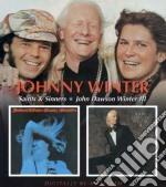 Johnny Winter - Saints And Sinners/john Dawson Winter cd musicale di JOHNNY WINTER