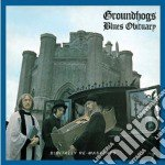 Blues obituary cd musicale di Groundhogs