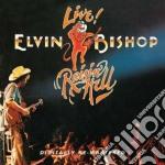 Elvin Bishop - Raisin' Hell cd musicale di Elvin Bishop
